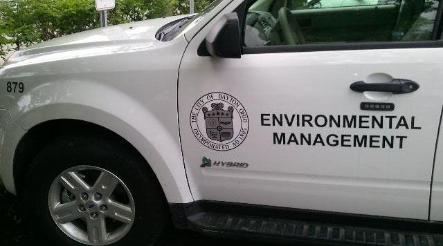 Environmental Management Truck