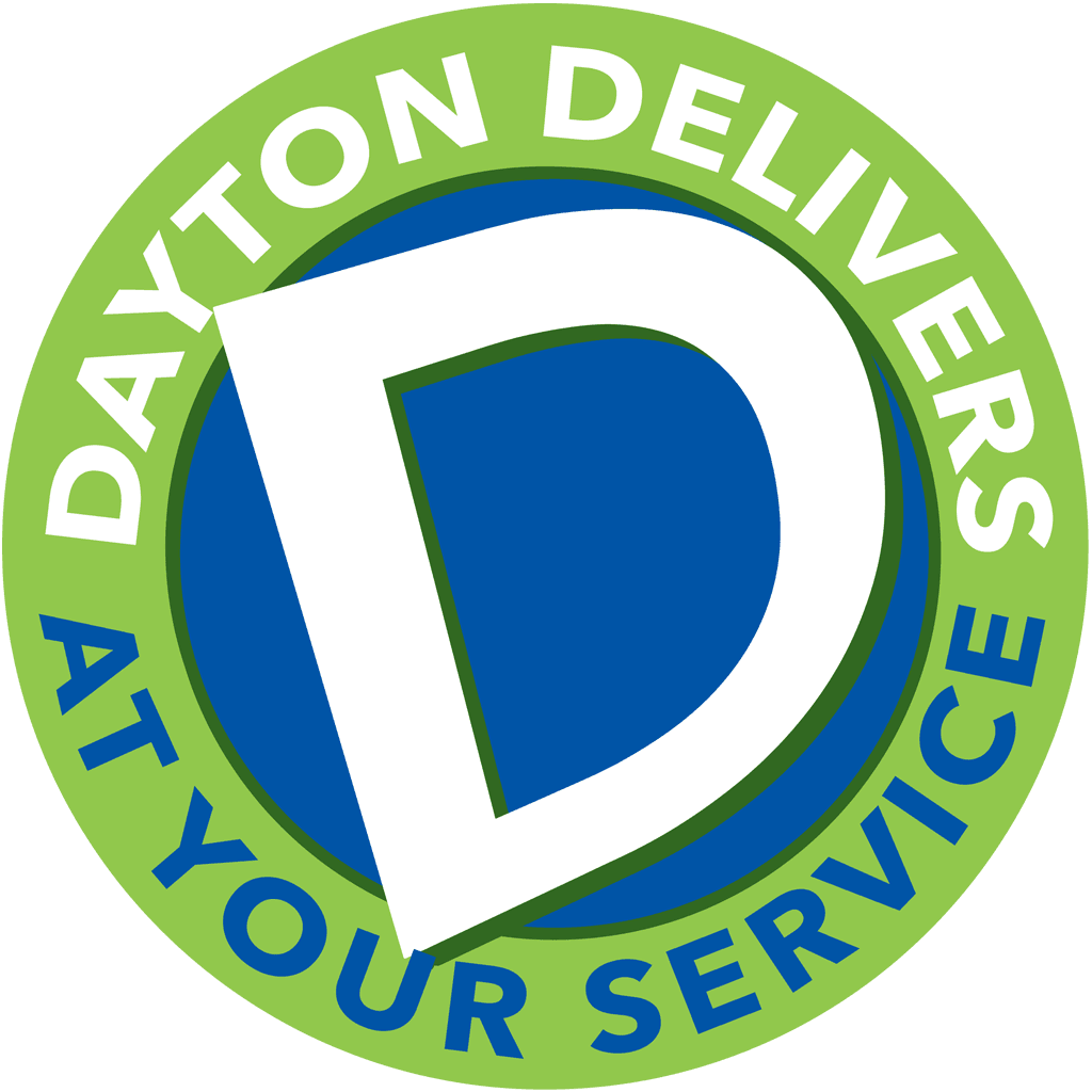 Dayton Delivers Logo
