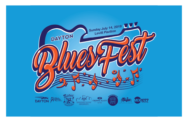 Blues Festival Flier 1