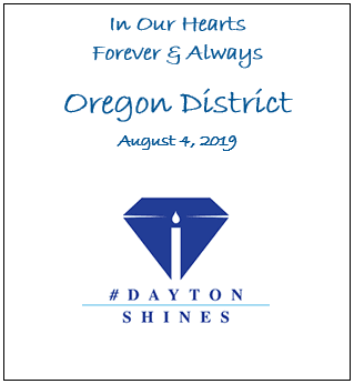 DaytonShines in our Hearts Forever Poster